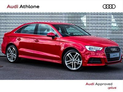 Audi A3 Saloon 1.6TDI 116BHP SE S-Line Ext. - IN STOCK !!!! (2020 (201))