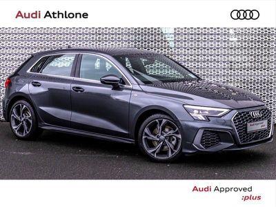 Audi A3 Sportback 1.0TFSI 110BHP S-Line (2020 (202))