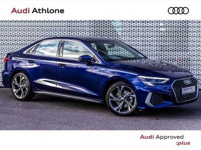 Audi A3 Saloon 1.0TFSI 110BHP S-Line (2020 (202))