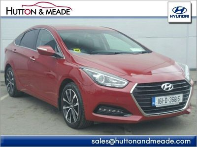 View Hyundai i40 Executive 1.7 Diesel  4dr used car from Hutton and Meade