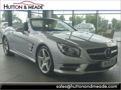 View Mercedes-Benz SL-Class 350 3.5 Sport 2dr Auto(24 Months Warranty) used car from Hutton and Meade