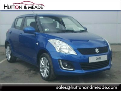 View Suzuki Swift SZ3  4X4 1.2 Petrol 5dr used car from Hutton and Meade