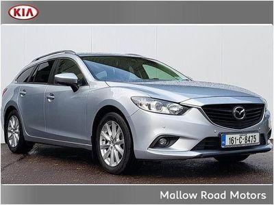 Mazda Mazda6 2.2D 150PS EXECUTIVE SE TOURER (2016 (161))