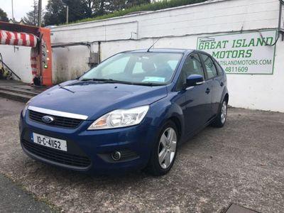 Ford Focus 1.6 TDCI STYLE 108BHP 5DR 109 STYLE TDCI 109 (2010)
