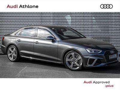 Audi A4 2.0TDI 163BHP S-Line S-Tronic (2020 (201))