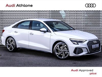 Audi A3 Saloon 1.0TFSI 110BHP S-Line - IN STOCK !!!! (2021 (211))