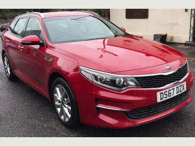 Kia Optima Estate 1.7 CRDi 2 Sportswagon (s/s) 5dr