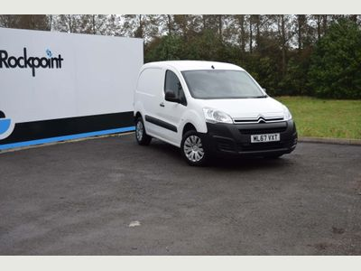 CITROEN BERLINGO Panel Van 1.6 BlueHDi L1 850 Enterprise Special Edition Panel Van 5dr (EU6)