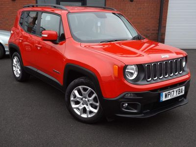 Jeep Renegade SUV 1.4T MultiAirII Longitude (s/s) 5dr
