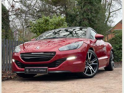 Peugeot RCZ Coupe 1.6 THP R 2dr