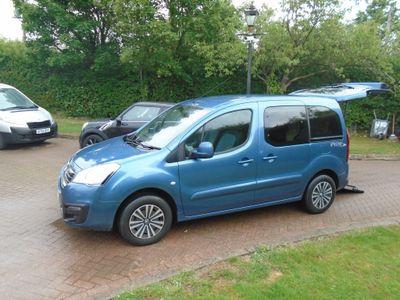 Peugeot Partner Tepee MPV 1.6 VTi Active 5dr