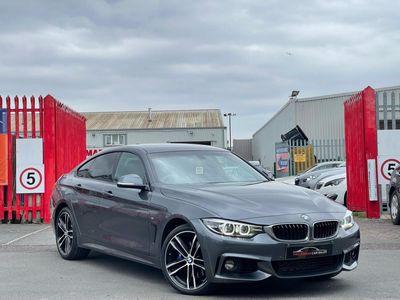 BMW 4 Series Gran Coupe Hatchback 2.0 420d M Sport Gran Coupe Auto xDrive (s/s) 5dr
