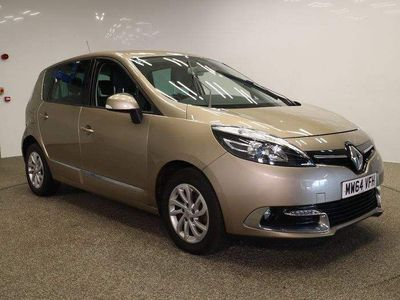 Renault Scenic MPV 1.5 dCi ENERGY Dynamique TomTom (s/s) 5dr