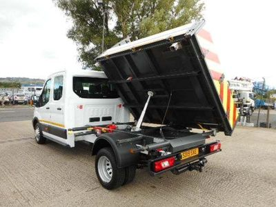 Ford Transit Tipper 2.0 350 EcoBlue Leader 3-Way Double Cab Tipper RWD L3 EU6 (s/s) 4dr (1-Stop)