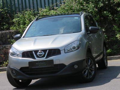 Nissan Qashqai+2 SUV 1.6 dCi n-tec+ 2WD (s/s) 5dr