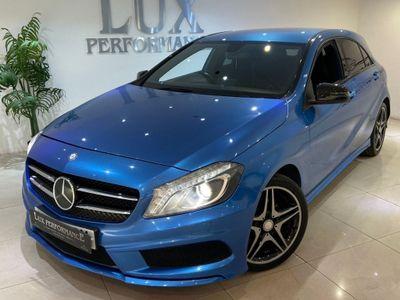 Mercedes-Benz A Class Hatchback 1.8 A200 CDI AMG Sport 5dr