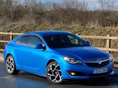 Vauxhall Insignia Hatchback 2.0 CDTi SRi Nav Auto 5dr