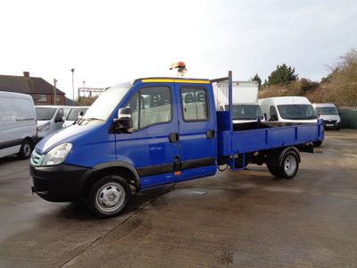 Iveco Daily Tipper 3.0 TD 50C15 MWB Crewcab 4dr