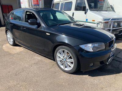 BMW 1 Series Hatchback 2.0 116i M Sport 5dr