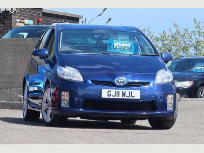 Toyota Prius Hatchback 1.8 VVT-h T4 CVT 5dr