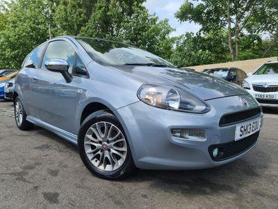 Fiat Punto Hatchback 1.4 8V GBT (s/s) 3dr EU5