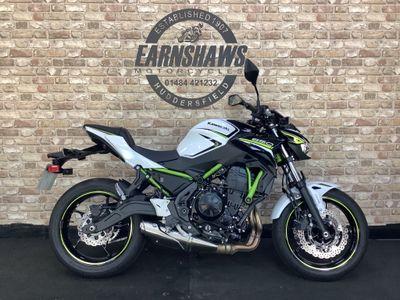 Kawasaki ER-6N Naked 6n