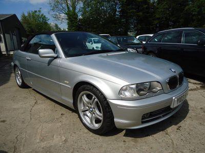 BMW 3 Series Convertible 3.0 330Ci 330 Auto 2dr