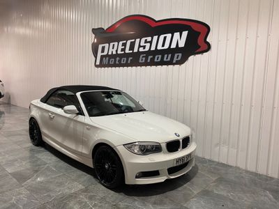 BMW 1 Series Convertible 3.0 125i M Sport Auto 2dr