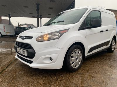 Ford Transit Connect Panel Van 1.5 TDCi 220 Trend Powershift L1 5dr
