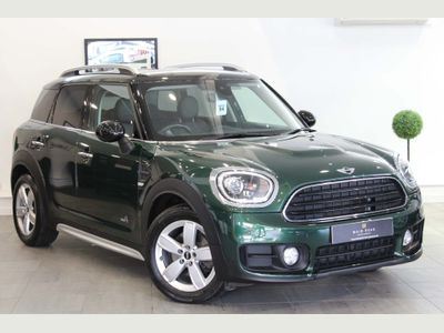 MINI Countryman SUV 2.0 Cooper D ALL4 (s/s) 5dr