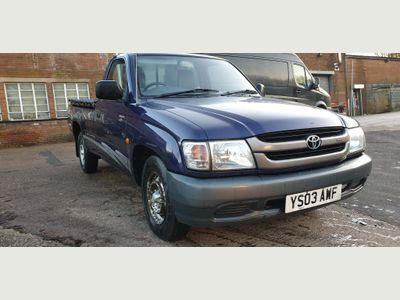 Toyota Hilux Pickup 2.5 240 2dr