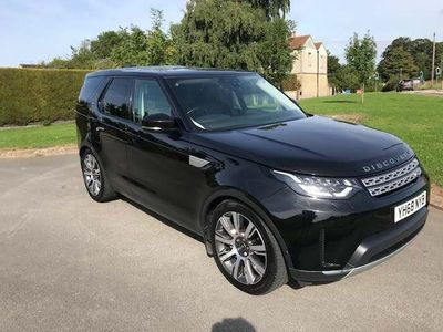 LAND ROVER DISCOVERY Other 3.0 HSE 5dr