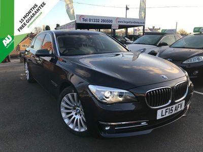 BMW 7 Series Saloon 3.0 740Li SE (s/s) 4dr