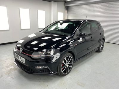Volkswagen Polo Hatchback 1.8 TSI BlueMotion Tech GTI (s/s) 5dr