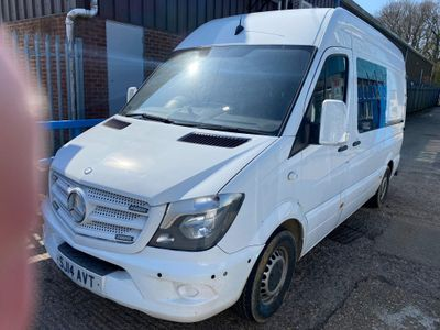 Mercedes-Benz Sprinter Panel Van 2.1 CDI 316 Panel Van 4dr MWB