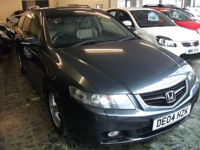Honda Accord Estate 2.0 i-VTEC Executive Tourer 5dr