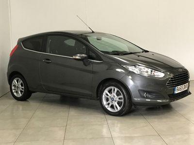 Ford Fiesta Hatchback 1.0 T EcoBoost Zetec (s/s) 3dr