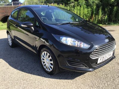 Ford Fiesta Hatchback 1.6 Style Powershift 3dr