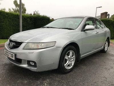 Honda Accord Saloon 2.0 i-VTEC Sport 4dr