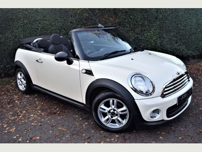 MINI Convertible Convertible 1.6 One (Salt) 2dr