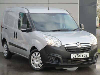 Vauxhall Combo Other 1.3 CDTi 16v 2300 L1H1 Crew Van 5dr (5 seat)