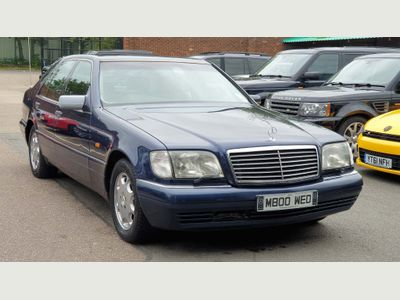 Mercedes-Benz S Class Other 3.2 S320 4dr