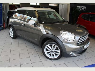 MINI Countryman Hatchback 1.6 Cooper (Chili) ALL4 5dr