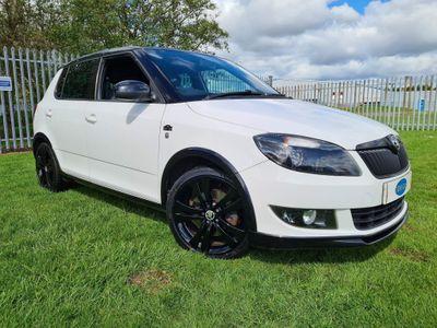 SKODA Fabia Hatchback 1.6 TDI CR Monte Carlo TECH 5dr