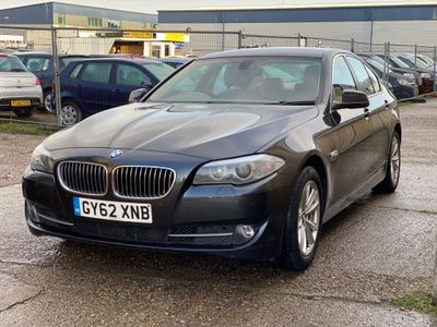 BMW 5 Series Saloon 2.0 520d EfficientDynamics 4dr