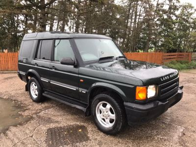 Land Rover Discovery SUV 2.5 TD5 S 5dr