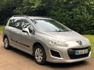 Peugeot 308 SW Estate 1.4 Access 5dr
