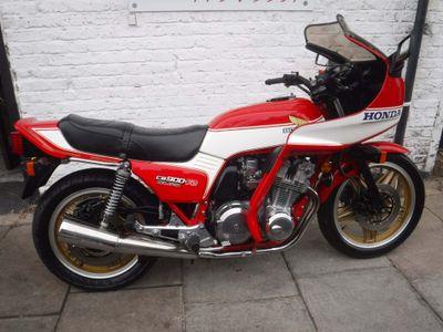Honda CB900-F2 Bol D'or Classic