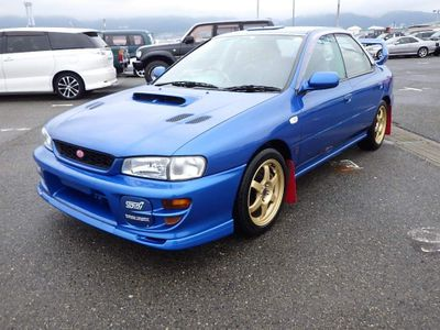 Subaru Impreza Saloon JDM WRX STI Type RA Version 6 Ltd