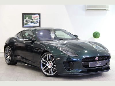 Jaguar F-Type Coupe 3.0 V6 R-Dynamic Auto AWD (s/s) 2dr